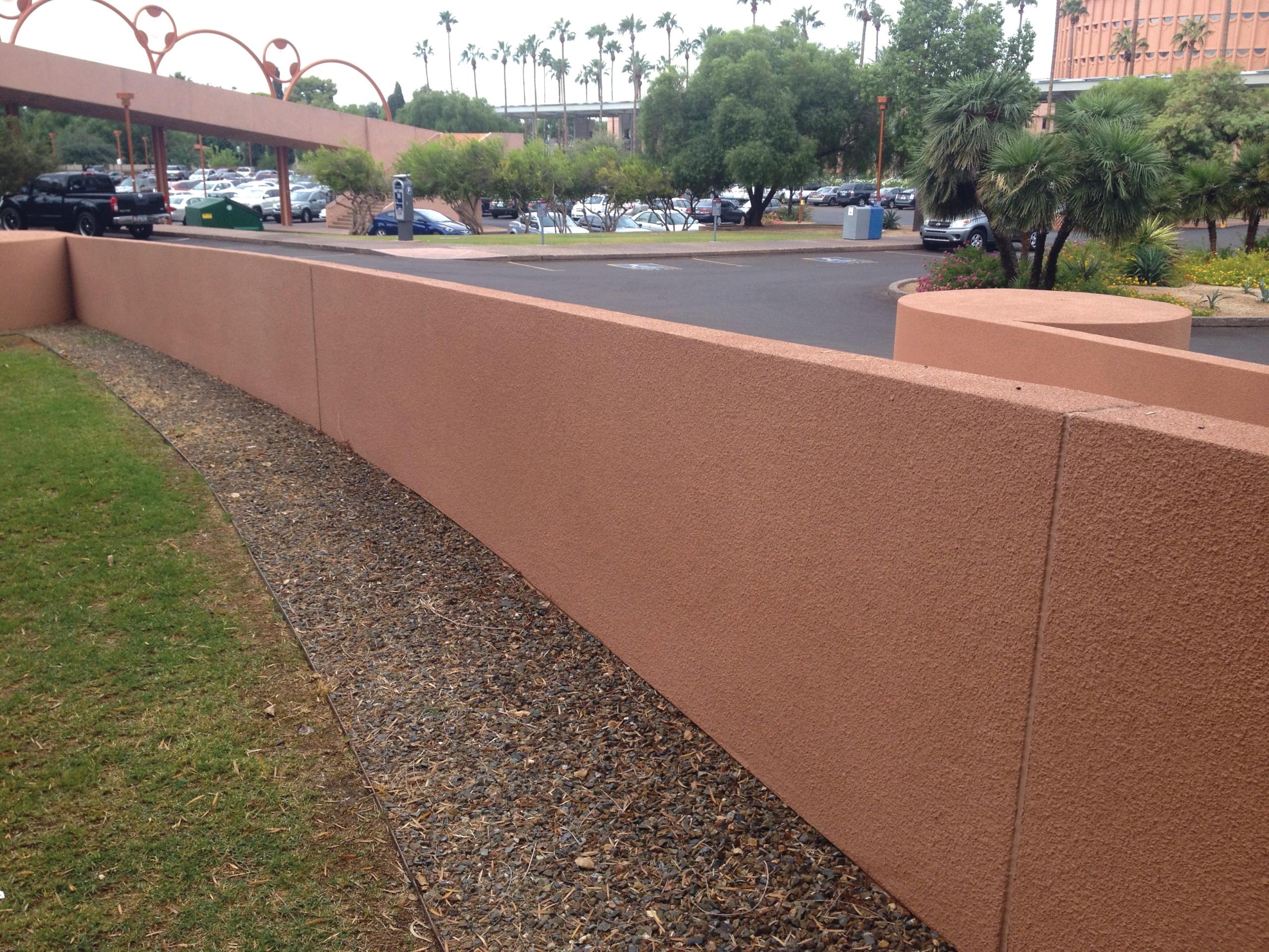 Outside Wall Repair